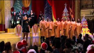 Mariah Carey - Joy To The World  *Special live ABC* FULL HD!!