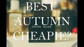 GREAT AUTUMN FRAGRANCE FOR VETIVER LOVERS (Encre Noire Review)