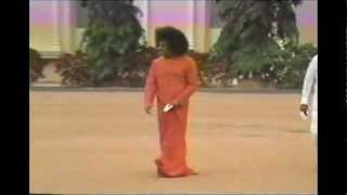 Footprints in the Sand - Sathya Sai Baba
