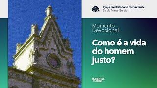 Momentos com Deus - Igreja em Células (21/07/2020)