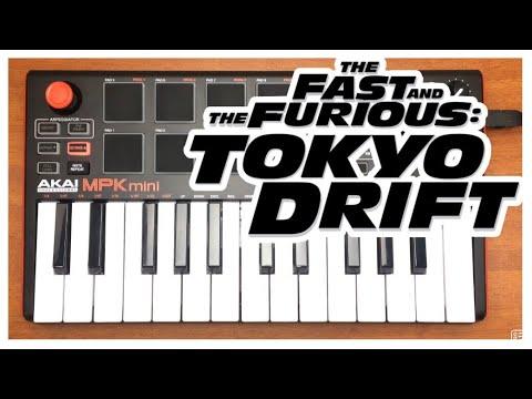 Tokyo Drift (Fast & Furious) - Teriyaki Boyz   MPK Cover