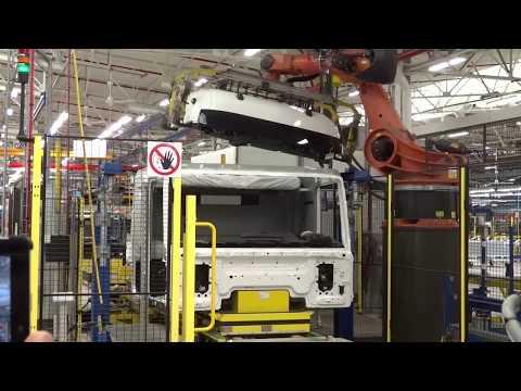 Renault Trucks Produktion in Blainville sur Orne