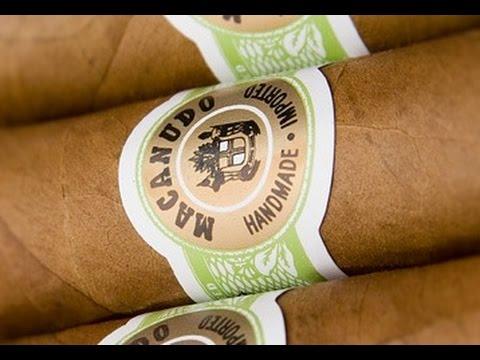 Macanudo Cafe..ht Cigar Review