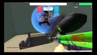 Roblox Paintball mit Ryan