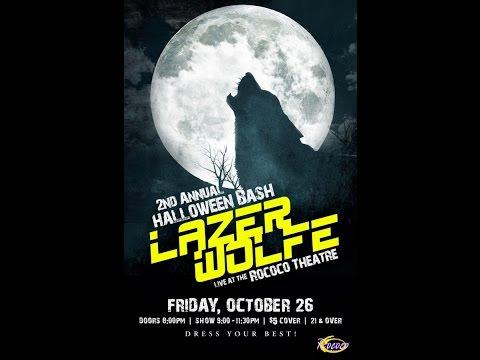 Lazerwolfe - You may be right Rococo Theatre Lincoln Nebraska 10.26.12