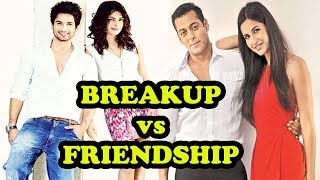 Top 5 Bollywood Couples Who Are Friends With Their Exes [Bollywood Cafe]