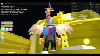 ROBLOX-second attempt to break the Bau in Pet Simulator
