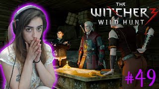 THE HEIST! - The Witcher 3: Wild Hunt Playthrough (Hearts of Stone DLC) - Part 49