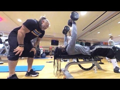 NBA 360 - Denver Nuggets' Steve Hess Puts Austin Mills Through a Game Day Workout