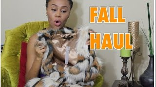 FALL HAUL | feat Forever 21, Altuzarra, Edge and more Thumbnail