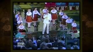 """""""Wojsko można pokochać"""" -  Adam Wojdak i Dziecięcy Zespół """"Varsovia"""" FPŻ Kołobrzeg 1985"""