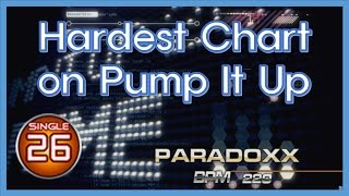PARADOXX S26 (Official ver.) [펌프 최고난도 채보]