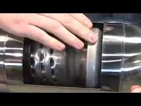 Aero Turbine Muffler: How The Aero Performance Muffler Works