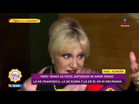 ¡Anel Noreña no está de acuerdo en que su nieto se llame José!