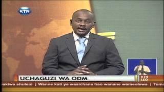 Wake wa ODM waamua kumuunga mkono Ababu Namwamba na kumuacha nje Agnes Zani
