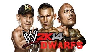 Dwarf Wrestlers - WWE 2K14 - MarcusGarlick