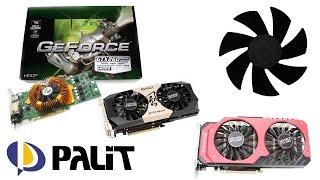 Про видеокарты PALIT и стоит ли их покупать