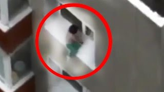 Top 5 Most NERVE WRACKING Moments Caught on Video