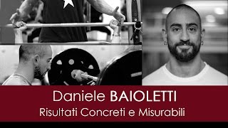 22 Scienze Motorie Talk Show - DANIELE BAIOLETTI