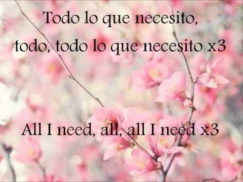 Awolnation - All I Need - Letra En Inglés y Español