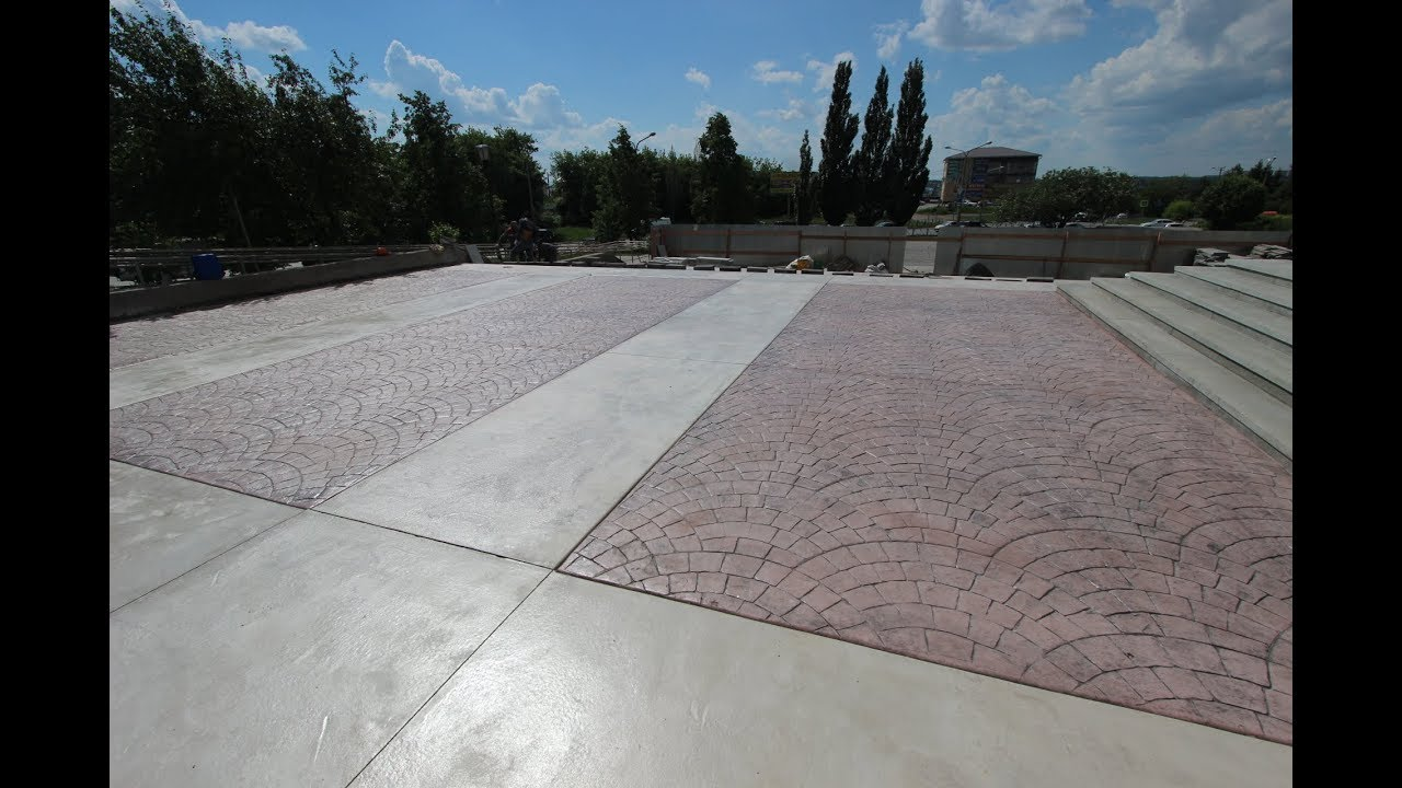 Набивной бетон технология бетонные смеси технологическая карта