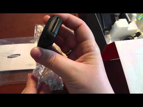 unboxing pl SAMSUNG E1310B Absolute Black rozpakowanie po polsku