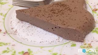 Диетический шоколадный чизкейк.То что готоить не стоит.