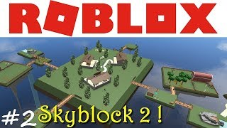 ROBLOX - Skyblock 02: The Iron Age!