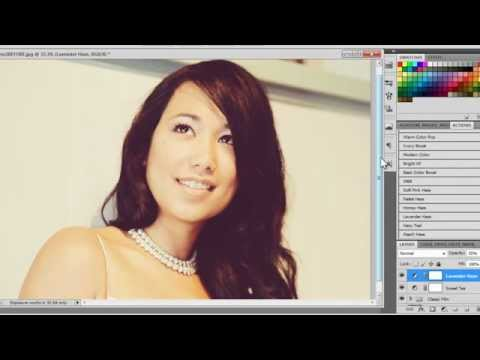 Photoshop Actions from Florabella: Review
