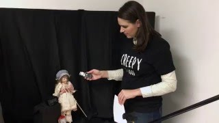 Ann the Haunted Doll: EVP Session