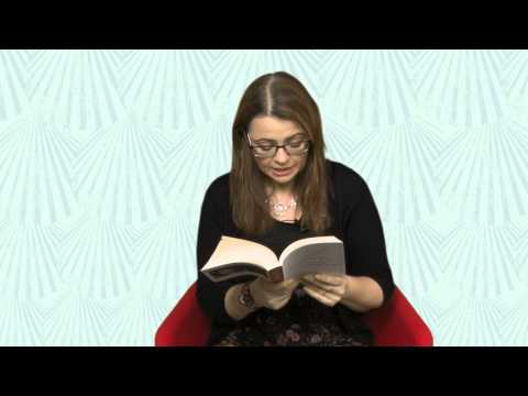 Claire: Carys Bray Reads An Extract From A Song For Issy Bradley (3 of 3)