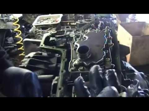 Nissan CVT TRANSMISSION REPAIR PART 7