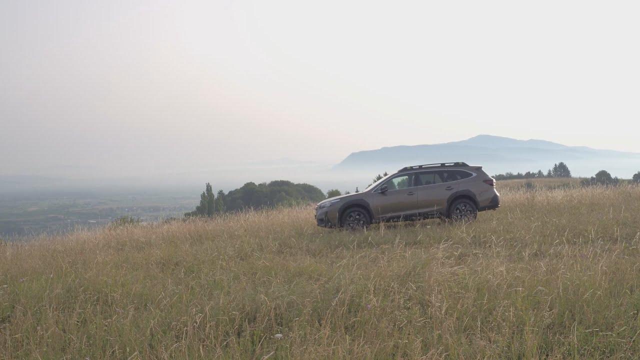 Subaru Outback 2.5i 4dventure test