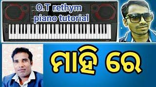 mahi re prakash jal sambalpuri songs key board play with tutorial