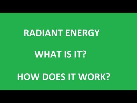 Nikola Tesla's Radiant Energy Part 1 of 3