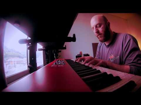 Erik Satie Gymnopedie 1 with a beautiful Rhodes Piano sound