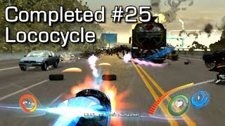 Completed #25 - Lococycle
