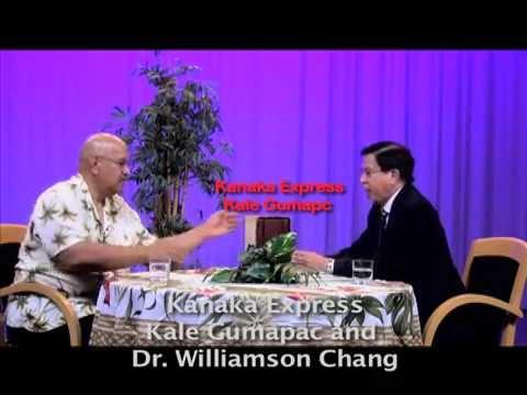 Kanaka Express by Kale Gumapac with Dr. Williamson Chang 2-12-15 #PONOSIZE