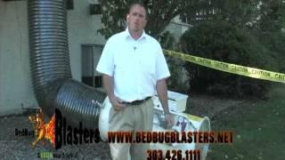 Bedbug Treatment video Bedbug Blasters