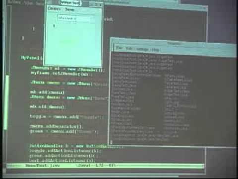 GUI (widgets)
