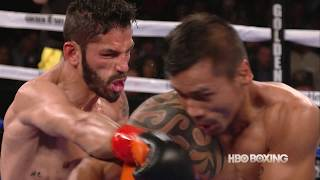 Fight highlights: Jorge Linares vs. Mercito Gesta (HBO Boxing After Dark)
