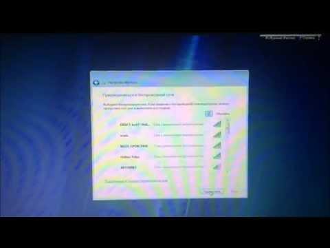 как переустановить Windows 7 без диска/флешки/пиратки (hp)!!!!!!