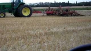 John Deere 7800 2wd tractor