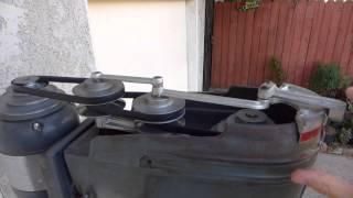 Craftsman Drill Press Model 103.23141 Vari-slo Operation