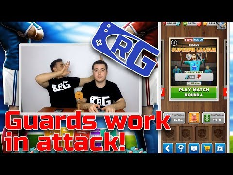 E031 - CRG, Score! Match - Guard in attack, Architect in defense, does it work? The new face of CRG