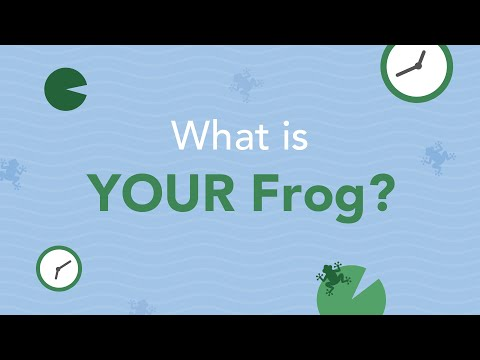 """""""Eat That Frog"""" Top Takeaways   Brian Tracy"""