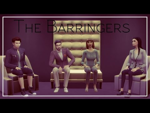 The Barringers | Speed CAS | The Sims 4 | New LP??? |