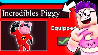 Can We Unlock The NEW INCREDIBLES 2 PIGGY SKIN!? (INSANE REVEAL!!!)