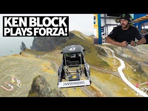 Ken Block's Five Favorite Things About Forza Horizon 4