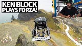 Ken Block's Five Favorite Things About Forza Horizon 4
